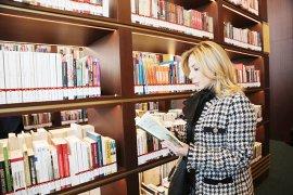 Milletvekili Gökcan'dan 'Millet Kütüphanesi' paylaşımı..