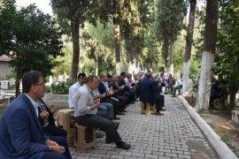 Türkiye'nin ilk kadın muhtarı mezarı başında anıldı