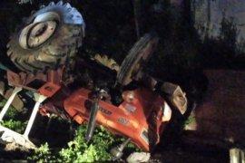 Feci kazada 1 ölü, 4 yaralı