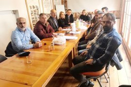 Muğla'da sağlık emekçilerine siperlik desteği