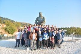 Menteşliler Çanakkale'yi gezdi