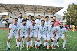 Milas Esnafspor'dan gol şov
