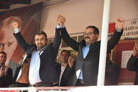 CHP'de iki aday adaylığını açıkladı