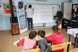 Dibekdereli Gençlere Temel Nota Eğitimi