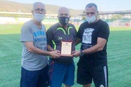 Futbolun sihirbazları Bodrum'da buluştu