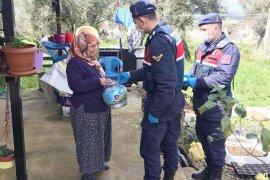Muğla'da 2700 Aileye Vefa Eli Ulaştı