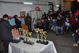 Milas Elo Satranç Turnuvası Yapıldı