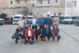 Milas öğretmenleri Muğla'da...