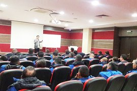 Büyükşehir'den 'Zeytin Budama Teknikleri' konulu eğitim