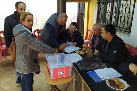 Delege seçimlerinde son gün