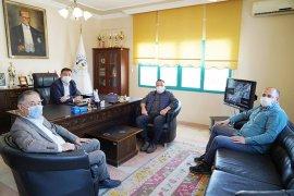 Başkan Tokat pazarcı esnafına teşekkür etti..