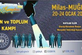 6 ilden öğrenciler Milas'ta buluşacak