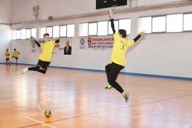 Milas Belediyespor Hentbol takımı Türkiye Şampiyonası'nda