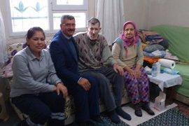 Vatandaşların talepleri evlerinde dinleniyor