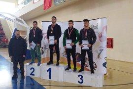 7 sporcuyla Türkiye Şampiyonasındayız