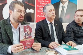 Ülkü Ocakları logolo 'Nutuk' dağıtımına CHP'den sert tepki!