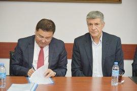 Labranda yatırımı için imzalar atıldı
