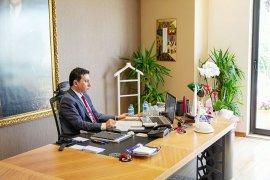 Başkan Aras'tan Ada Belediye Başkanları'na anlamlı mesaj