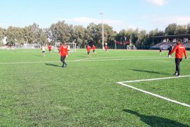 Yeni Milas Dalyan'la, Beçin Gençlikspor Dalaman'la oynuyor