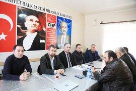 Milletvekili Özcan'dan eğitim değerlendirmesi…
