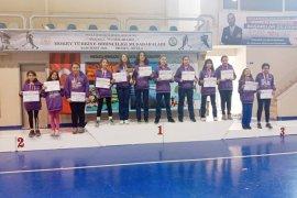 Muğla U14 Hokey Takımı Türkiye ikincisi oldu