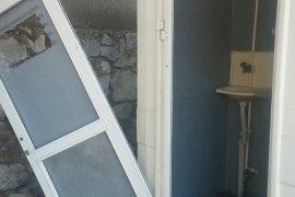 Deplasman seyircisinin kullandığı tuvaletlere zarar verildi