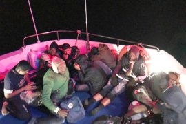 Sahil Güvenlik'ten haftasonu mesaisi: 107 göçmen yakalandı