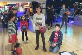 Tip 1 Diyabetli çocuklar aileleriyle eğlendiler