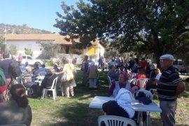 Yusufça Köyü'nün geleneksel aşuresi yapıldı