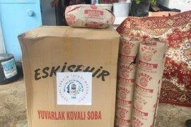 Milas Belediyesinden İhtiyaç Sahiplerini Isıtan Yardım