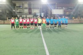Cumhuriyet Futbol Turnuvasında Grup Maçları Tamamlandı