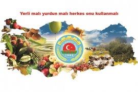 TERCİH YERLİ MALI OLMALI..