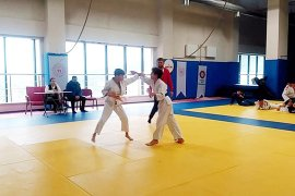 Judo Sporcularımız İlde Fırtına Gibi Estiler