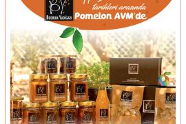 Pomelon'da mandalina festivali