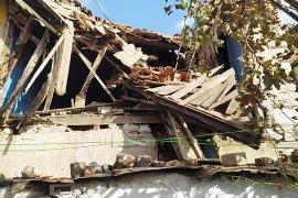 Eski bina yıkıldı
