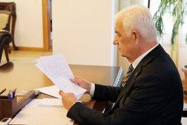 Başkanı duygulandırılan mektuplar