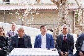 """Milas Belediye Başkanı Muhammet Tokat: """"ÖNEMLİ OLAN GÜVENİ BOŞA ÇIKARTMAMAK.."""""""
