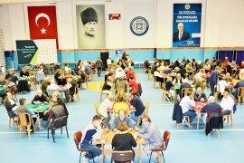 Cumhuriyet Kupası Briç Turnuvası Yapıldı: Milaslı Briççiller Üçüncü Oldular
