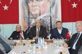 Bölge toplantısı Milas'ta yapıldı