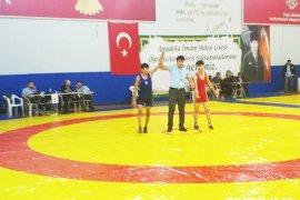 Greko Romen Güreş Turnuvası Milas'ta