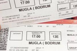 Biletlerde hâlâ 'Bodrum' yazıyor…