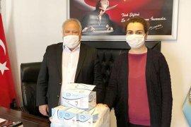 20 bin maskeyi ücretsiz dağıttılar