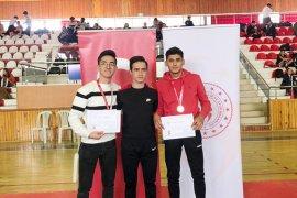 Muğla Okul Sporları Kick Boks İl Şampiyonası'nda BEŞ BİRİNCİLİK GELDİ..