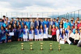 Milas Şehit Murat İnci İmam Hatip Anadolu Lisesi Şampiyon Oldu
