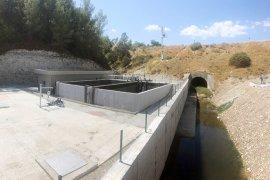 Eşen Atık su arıtma tesisi hizmete girdi