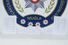 Milas'ta 7 kişi gözaltında