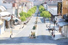 Milas sokakları sessiz kaldı