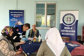 Büyükşehir Belediyesi 646 vatandaşı hastaneye yönlendirdi