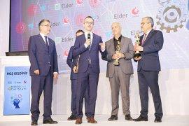 ADM ve GDZ Elektrik Dağıtım, geliştirdiği 'Akıllı Bileklik' ile Ar-Ge Ödülü aldı