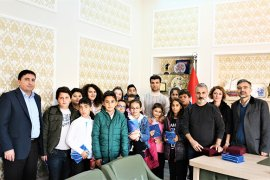 Marmarisli öğrenciler Milas'ta